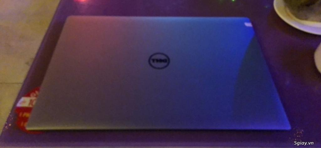 Dell XPS 15 9550 I7-6700HQ/16G Ram/SSD 512GB/GTX960M/QHD 4K