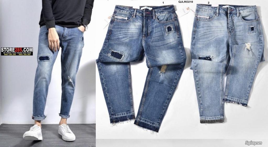 STORE285 - Thời trang VNXK: Áo thun, áo sơ mi,... đơn giản phù hợp mọi đối tượng giá chỉ 150k - 280k - 3