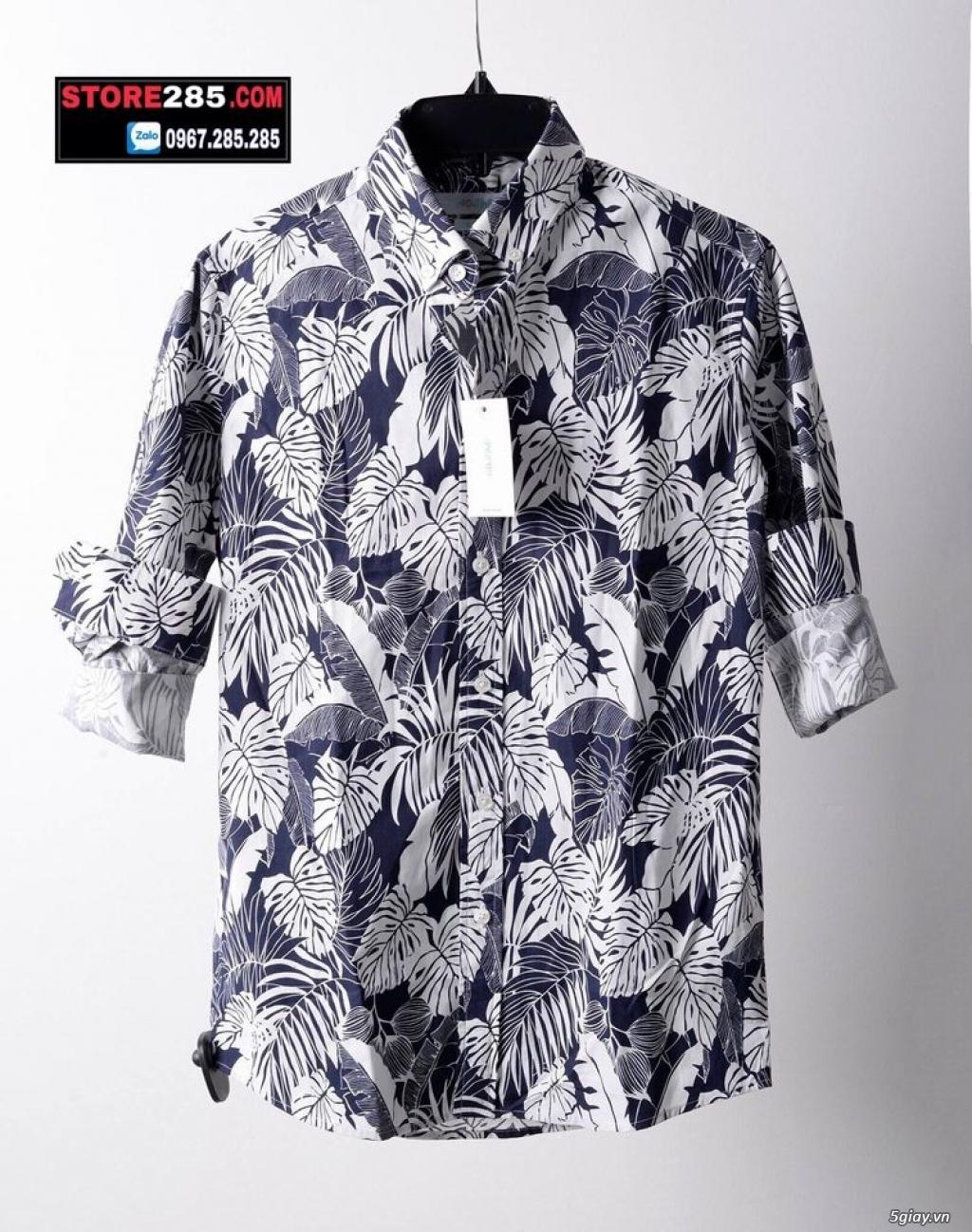 STORE285 - Thời trang VNXK: Áo thun, áo sơ mi,... đơn giản phù hợp mọi đối tượng giá chỉ 150k - 280k - 41