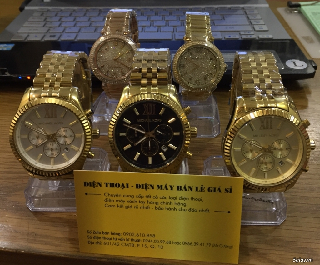 đồng hồ chính hãng xách tay các loại,mới 100%,có bảo hành - 4