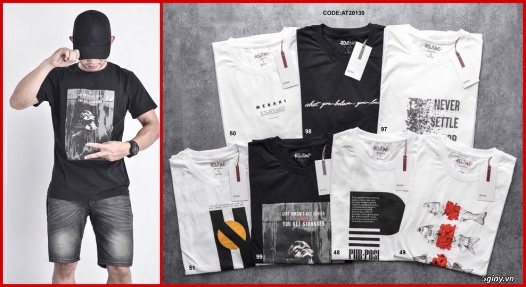 STORE285 - Thời trang VNXK: Áo thun, áo sơ mi,... đơn giản phù hợp mọi đối tượng giá chỉ 150k - 280k - 25