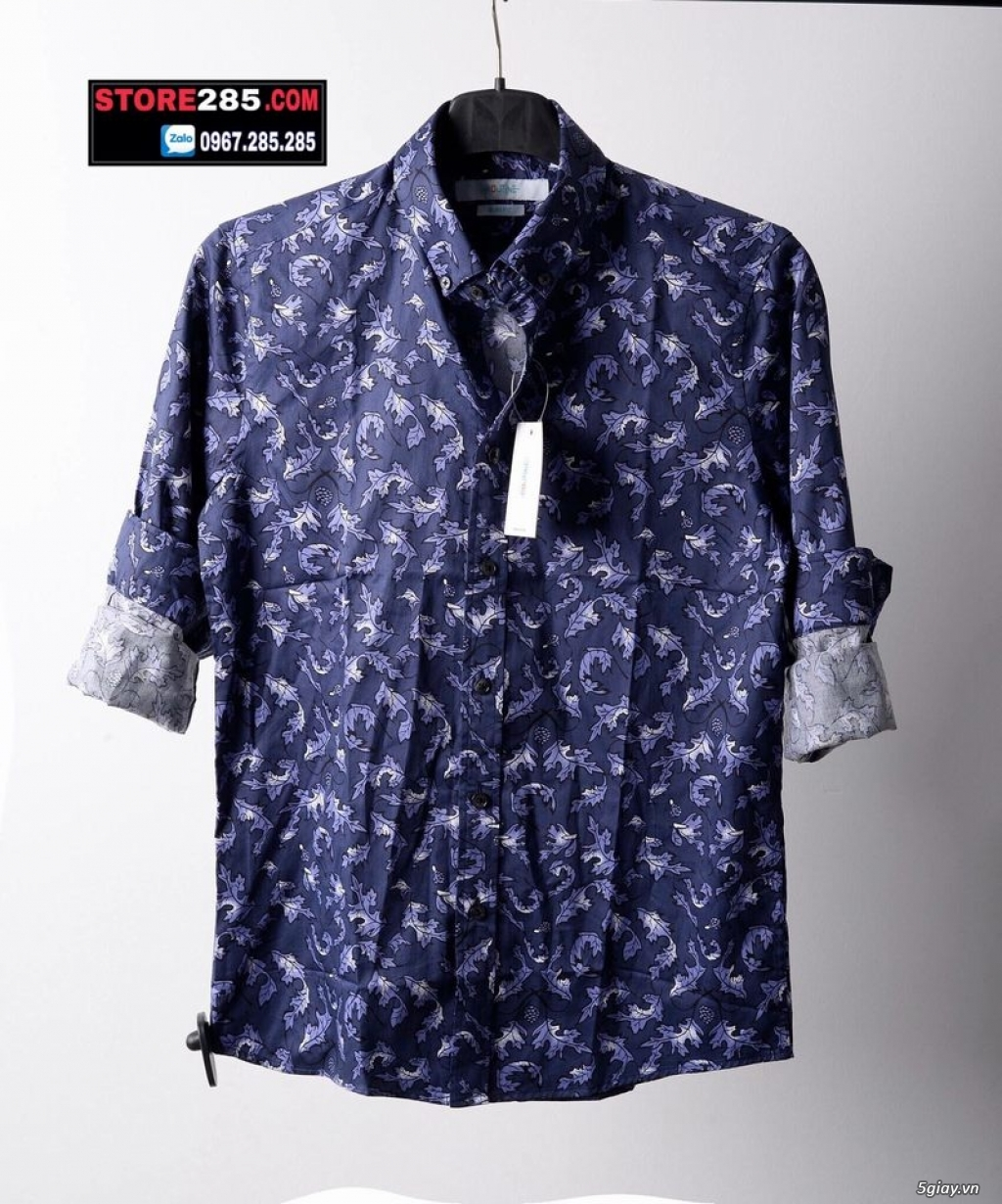 STORE285 - Thời trang VNXK: Áo thun, áo sơ mi,... đơn giản phù hợp mọi đối tượng giá chỉ 150k - 280k - 39