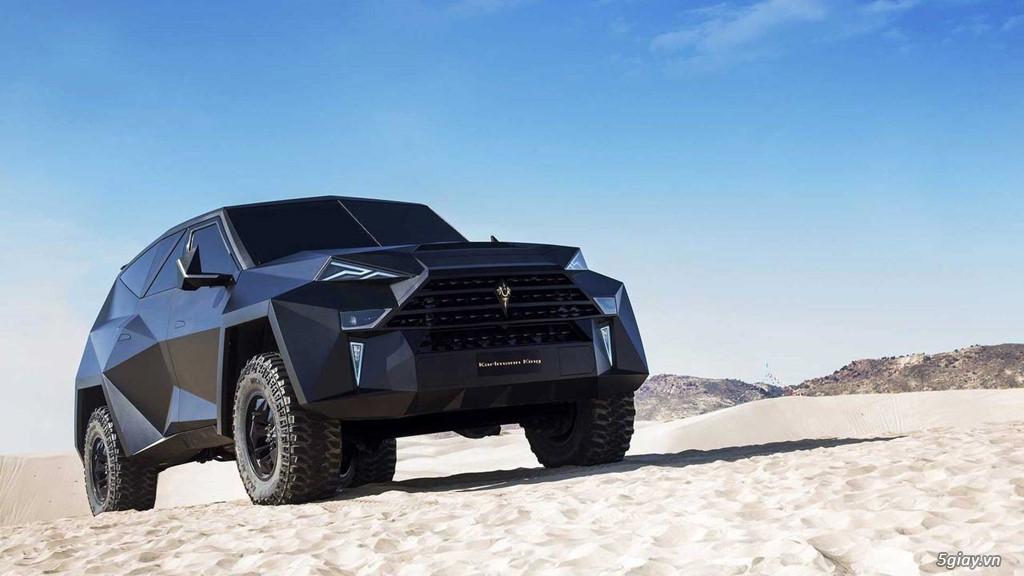 Những mẫu SUV đắt nhất hành tinh - 8