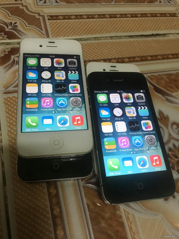 Thanh Lý IPhone 4 QT 16gb Xài Full (tin còn máy còn) - 2