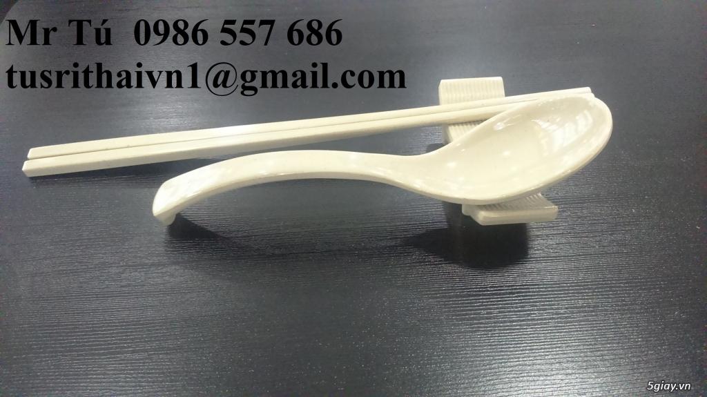 Bát đũa nhựa Thái Lan Superware - 17