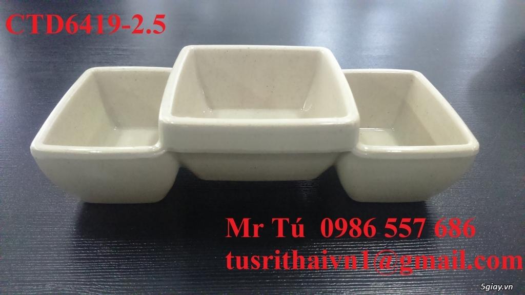 Bát đũa nhựa Thái Lan Superware - 18