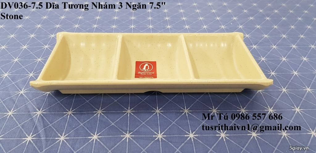 Bát đũa nhựa Thái Lan Superware - 8
