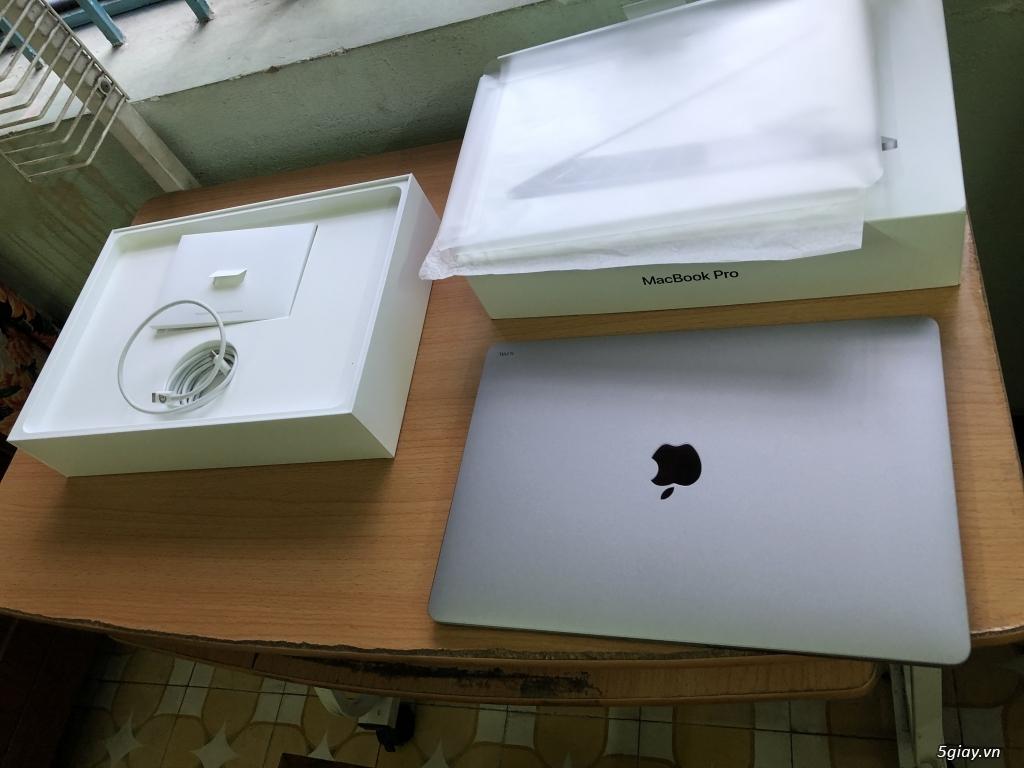 MacBook Pro Retina 13 (2016 Gray Touch ID) MNQF2 fullbox like new - 1