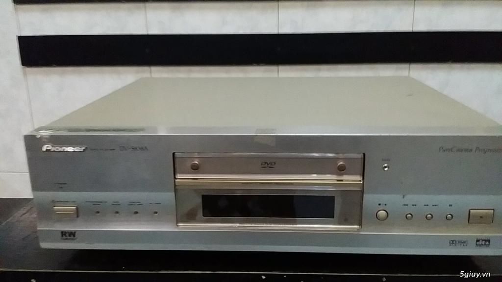 cd onkyo và loa pioneer s 170 - 4