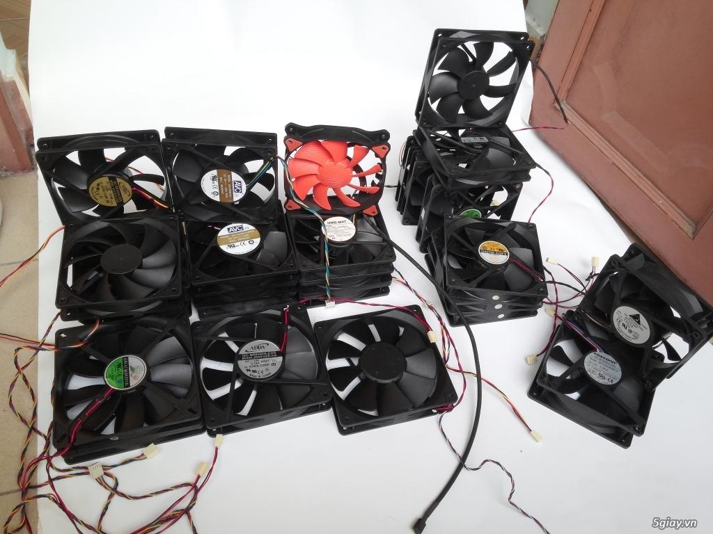 Hub Fan PWM, Backplate AMD 115x,775,1366clip 2011 gông, Ốc Đồ Mod Case - 31