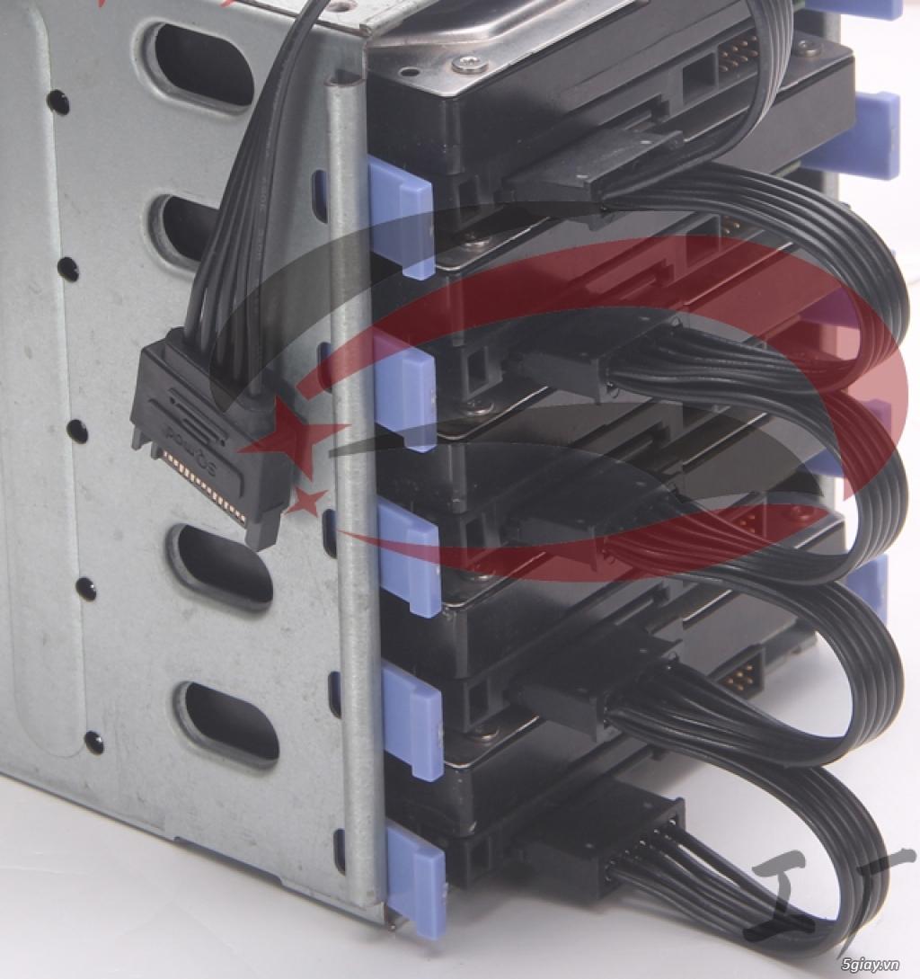 Hub Fan PWM, Backplate AMD 115x,775,1366clip 2011 gông, Ốc Đồ Mod Case - 19