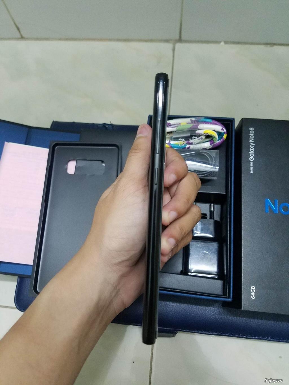 Samsung Galaxy Note 8 Mỹ 64g FullBox còn BH Tới Tháng 7 - 3