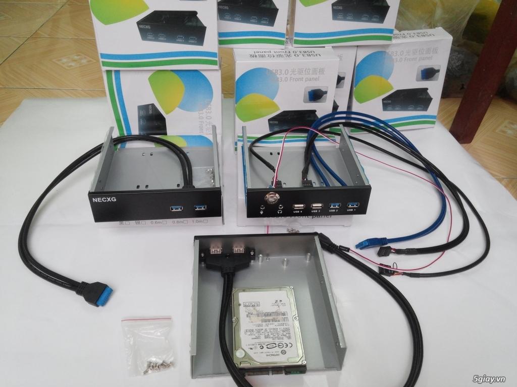 Hub Fan PWM, Backplate AMD 115x,775,1366clip 2011 gông, Ốc Đồ Mod Case - 23