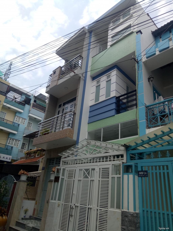 Kẹt tiền chính chủ bán gấp nhà Nguyễn Trãi (5.3 x21), vị trí đẹp