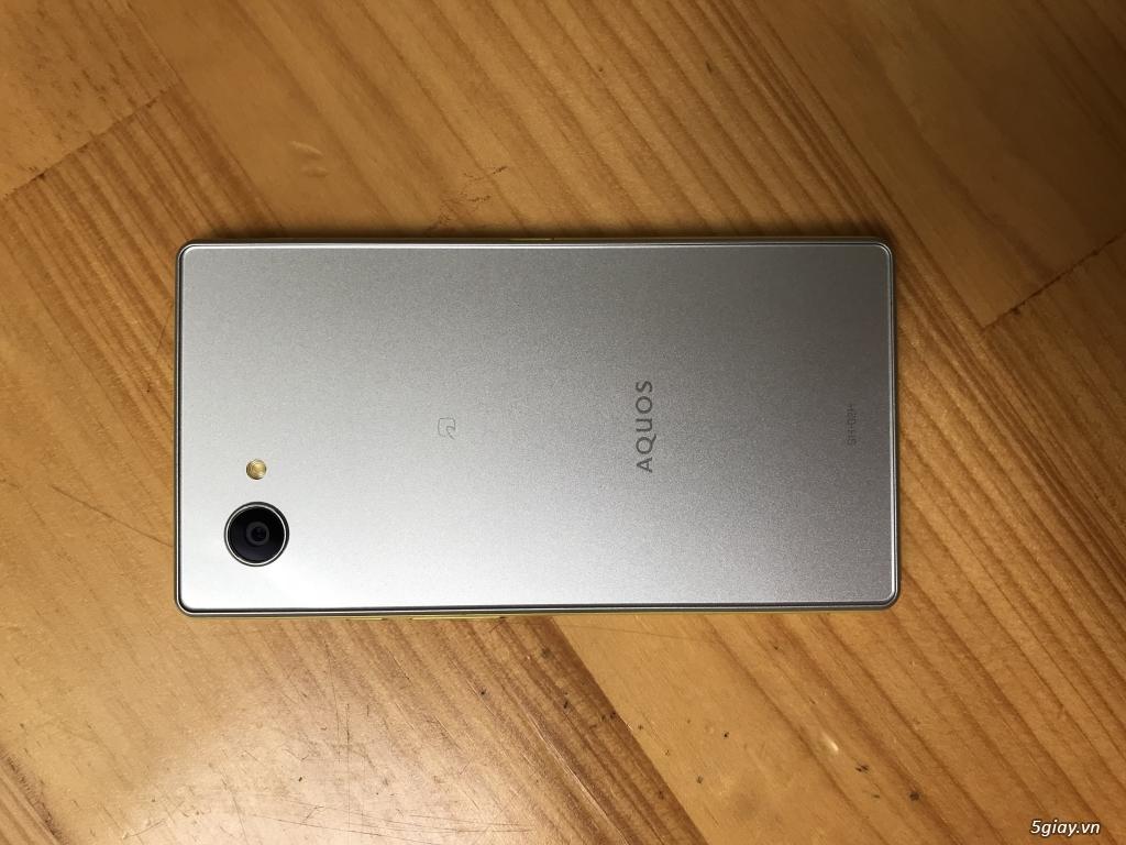 Sharp Aquos Compact SH-02H màn Full HD IZGO 120Hz - 4