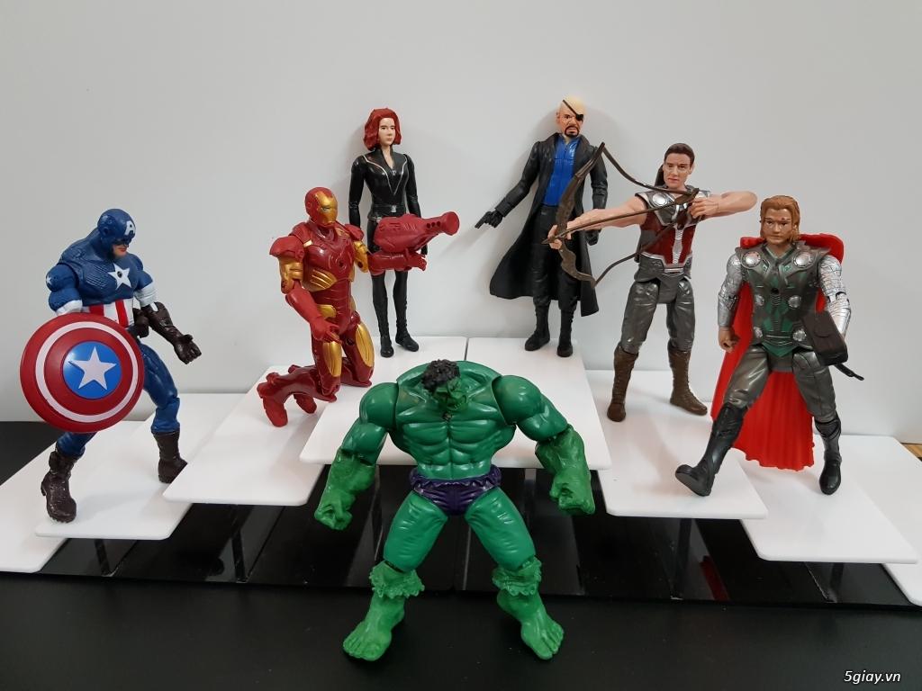 Mô Hình Marvel - Avengers - Princess Disney - 5