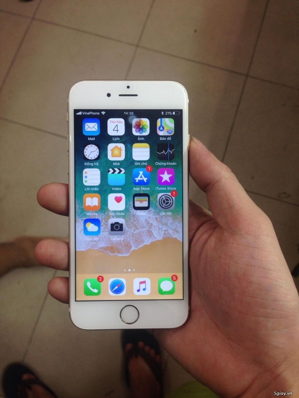 Iphone 6 Gold 16gb hàng đẹp zin like 99.999% - 3
