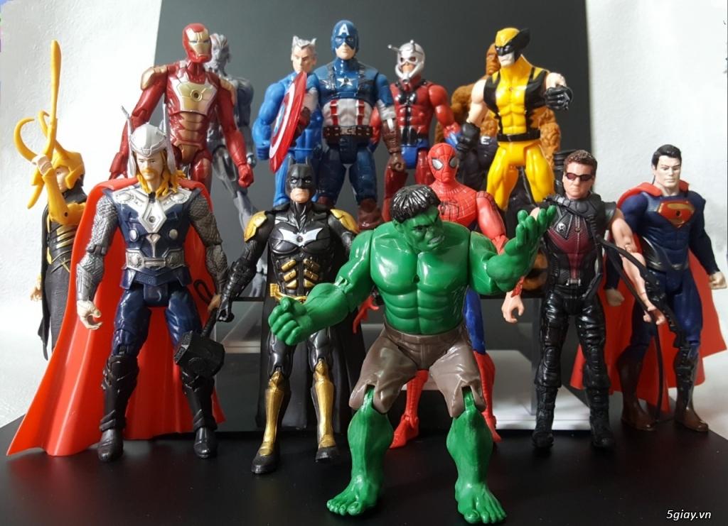 Mô Hình Marvel - Avengers - Princess Disney - 4