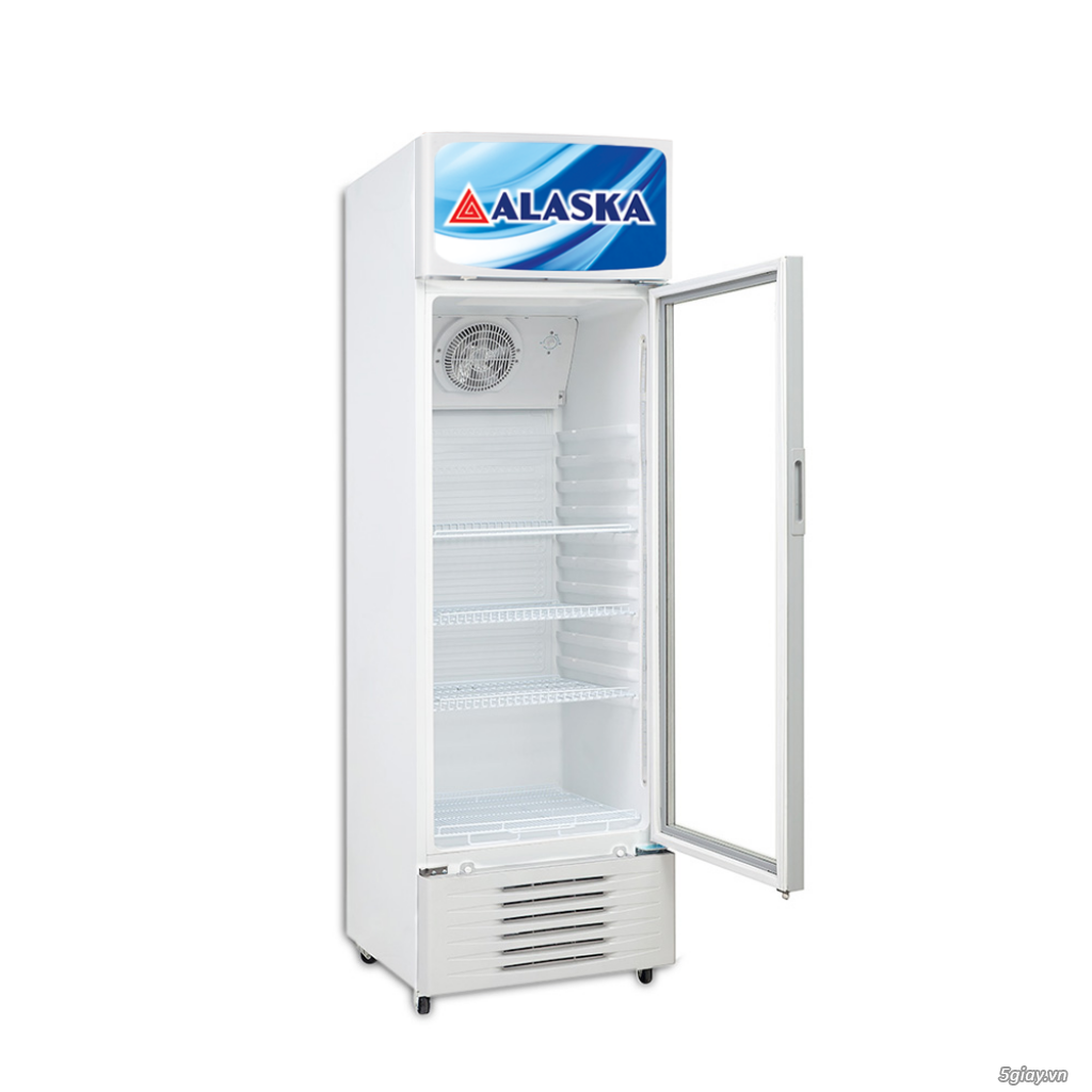 Tủ mát ALASKA LC-433H 300L,1 cửa mẫu mới - 10