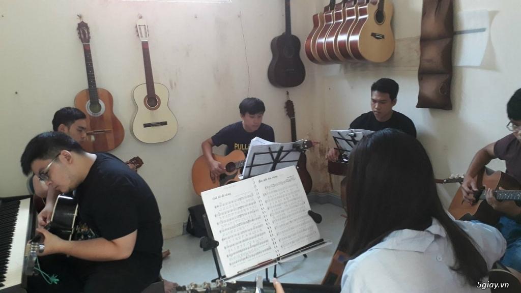 Dạy guitar đệm hát (modern) cơ bản ở Gò Vấp (đặc biệt có dạy và bán guitar tay trái) - 2