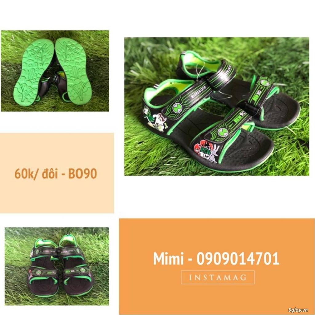 Sandal mùa hè cho bé giá hạt dẻ - 2