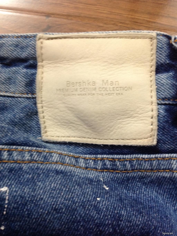 Jeans 2nd hàng hiệu: Just Cavalli, gap, levi's - 2
