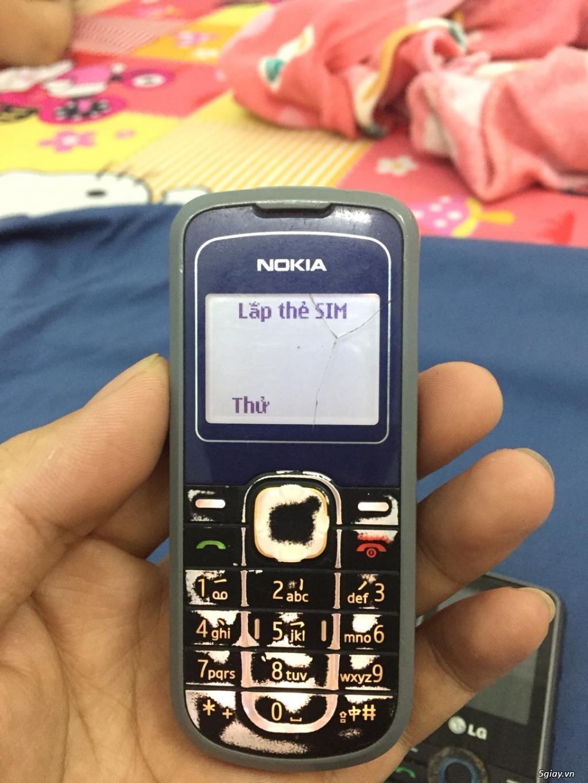Dư dùng bán IP6 NOkia E5-00 Nokia 1202 , LG G, sạc DP ... cho ai cần - 6