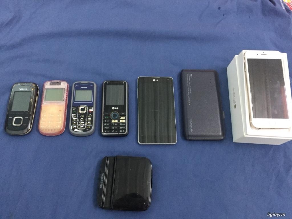 Dư dùng bán IP6 NOkia E5-00 Nokia 1202 , LG G, sạc DP ... cho ai cần