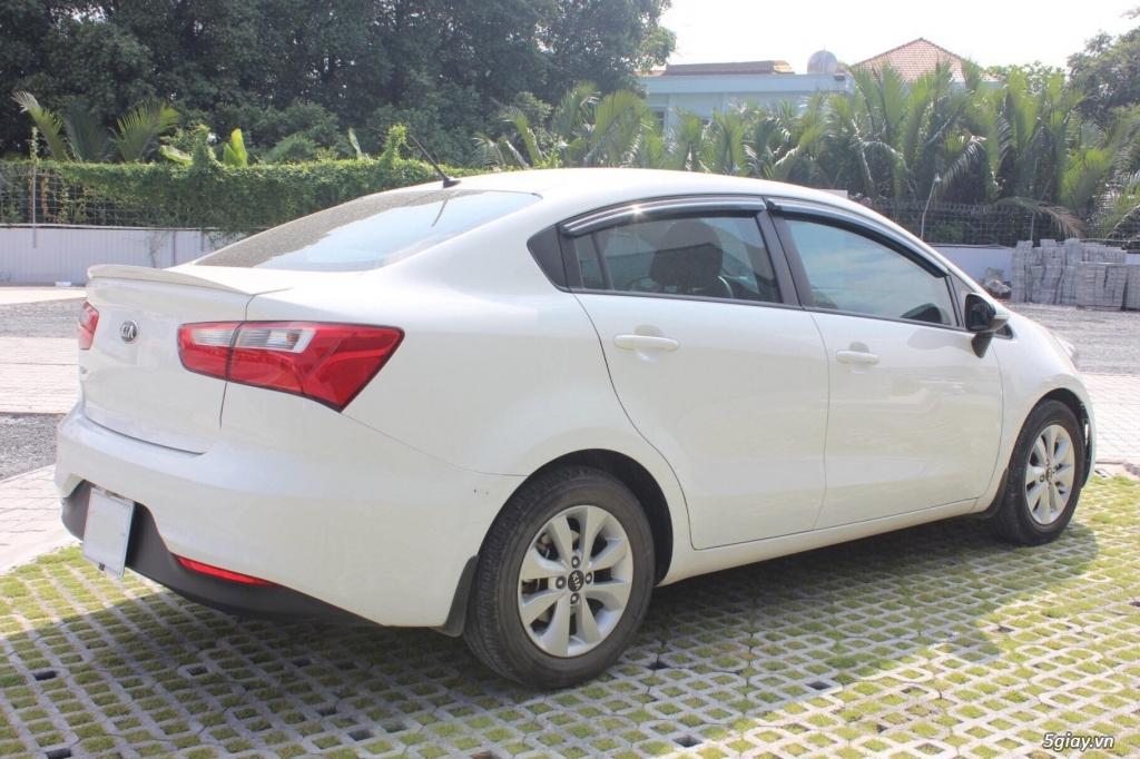 Bán xe Kia Rio 1.4AT đời 2016, nhập khẩu Hàn Quốc, xe một đời chủ - 3