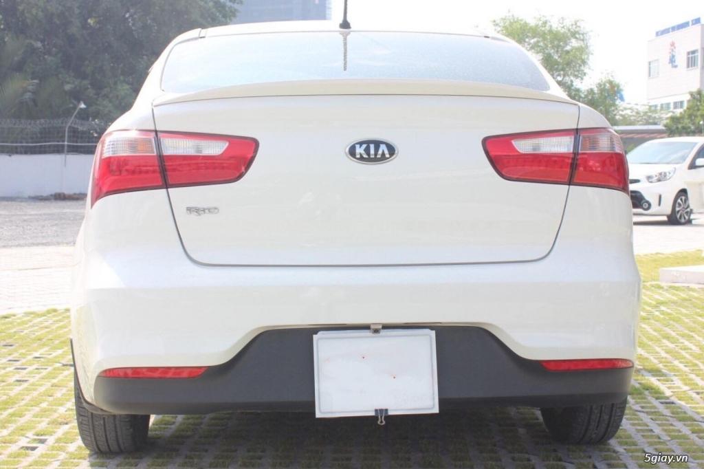 Bán xe Kia Rio 1.4AT đời 2016, nhập khẩu Hàn Quốc, xe một đời chủ - 2