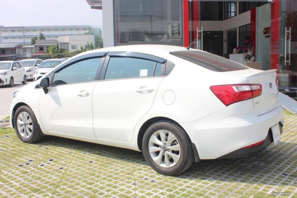 Bán xe Kia Rio 1.4AT đời 2016, nhập khẩu Hàn Quốc, xe một đời chủ - 1