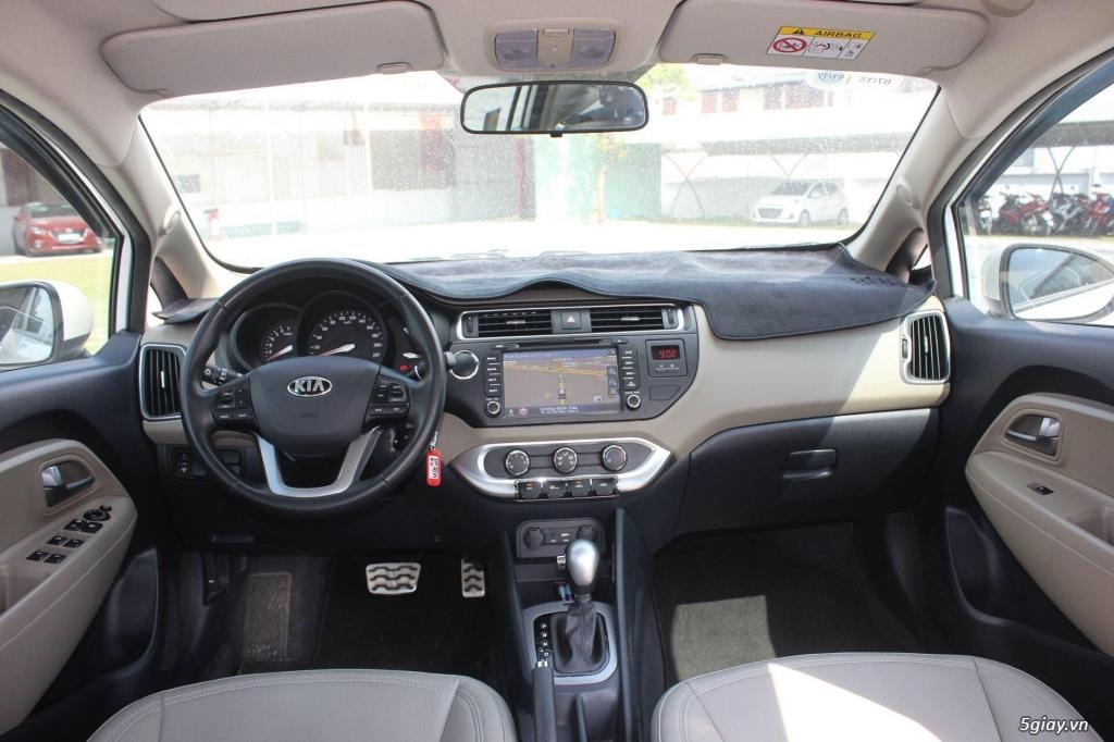 Bán xe Kia Rio 1.4AT đời 2016, nhập khẩu Hàn Quốc, xe một đời chủ - 7