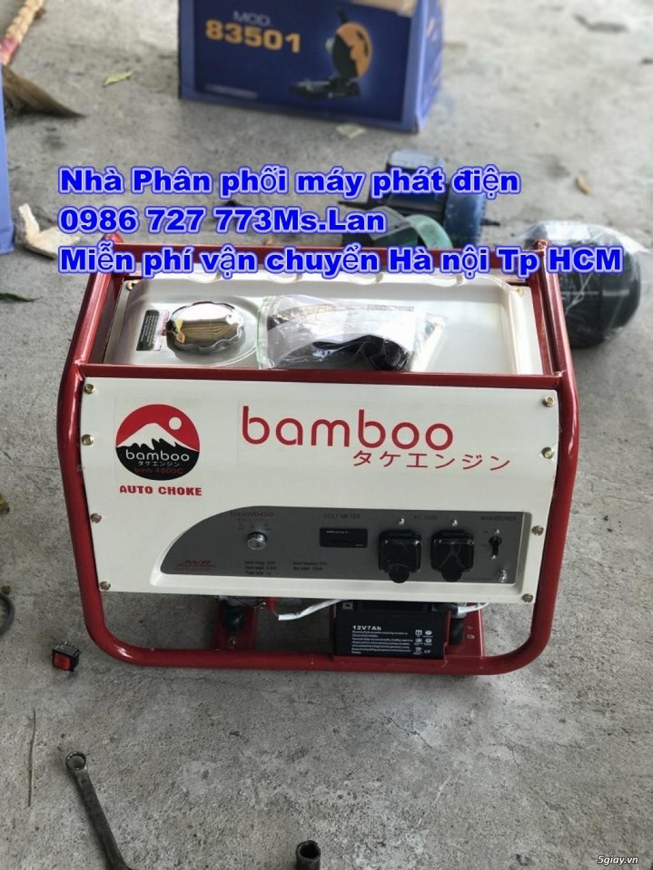 www.123nhanh.com: Phân phối máy phát điện 3kw, 5kw cho gia đình