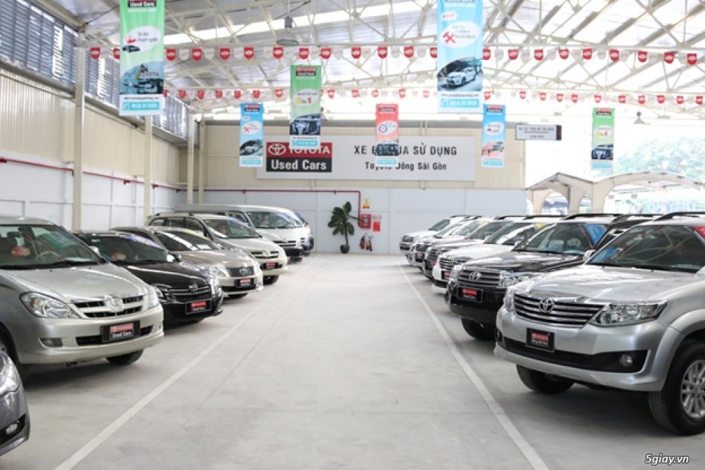 Toyota Đông Sài Gòn - Trung tâm mua bán xe Toyota đã qua sử dụng - 6