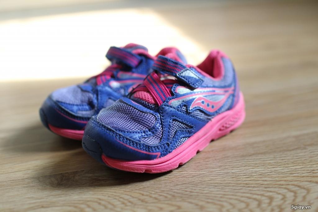 Bán giày thể thao cho bé, xịn 100%, hình thật - 2