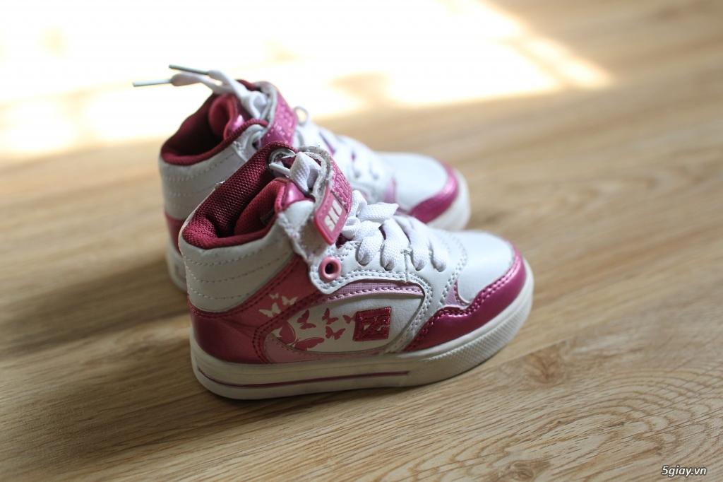 Bán giày thể thao cho bé, xịn 100%, hình thật - 4