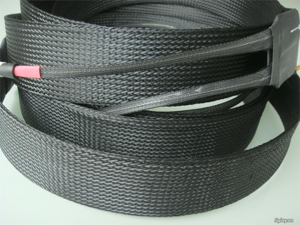 -Bộ dây loa High End Fadel Art The Stream Flex Plus SINGLE-WIRE /WBT-0 - 10