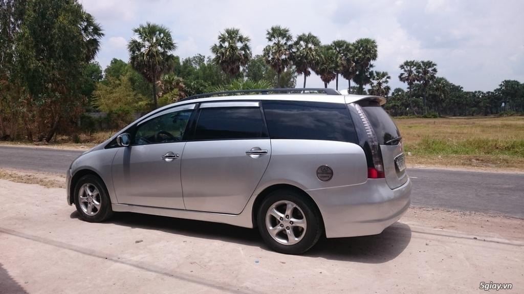 GRANDIS 7 chỗ- Xe gia đình cho thuê tự lái, có tài giá rẻ.