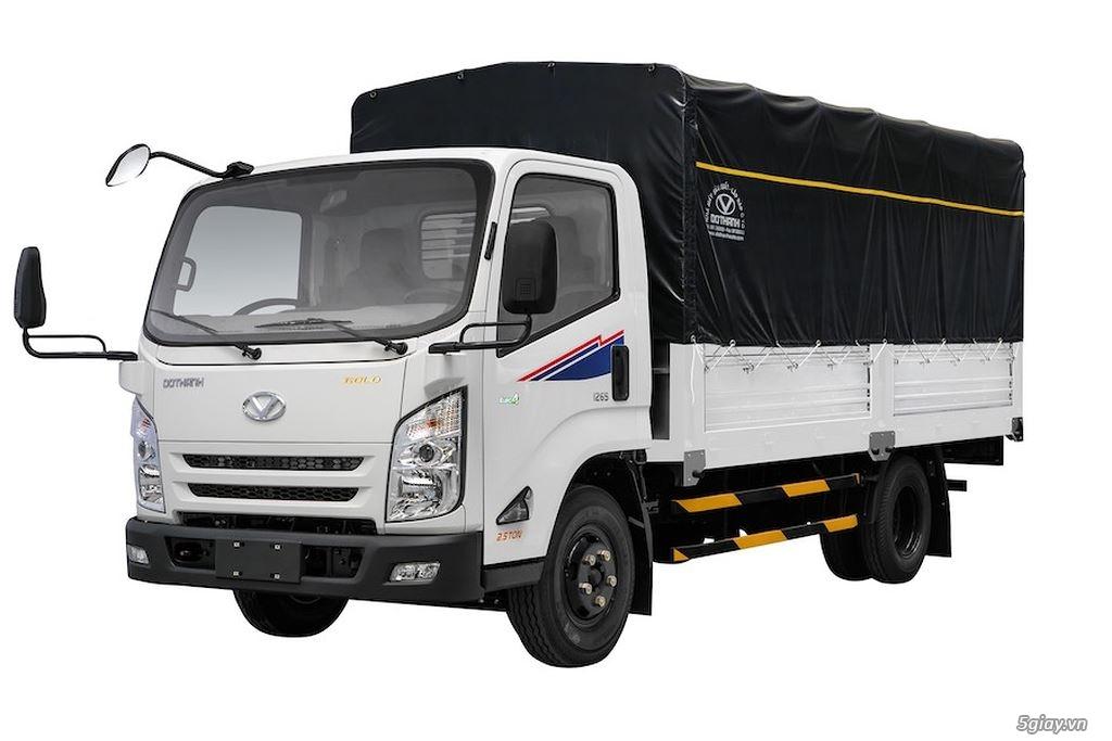Doanh nghiệp Việt ra mắt xe tải nhẹ lắp trong nước đạt tiêu chuẩn Euro4 - 4