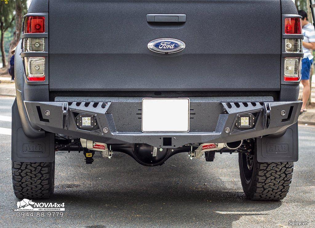 Ford Ranger độ cực ngầu của người Kiên Giang - 3