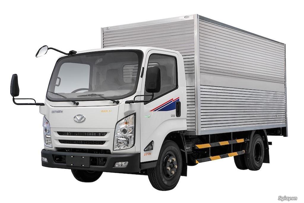 Doanh nghiệp Việt ra mắt xe tải nhẹ lắp trong nước đạt tiêu chuẩn Euro4 - 5