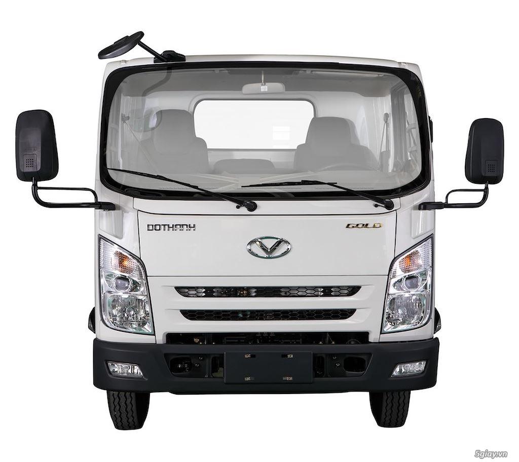 Doanh nghiệp Việt ra mắt xe tải nhẹ lắp trong nước đạt tiêu chuẩn Euro4 - 1