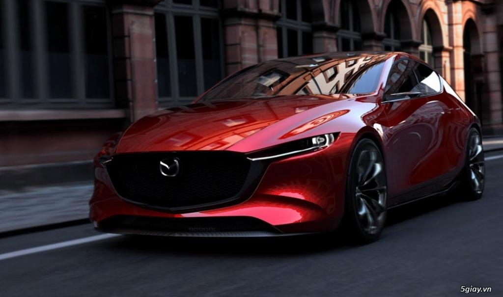 Mazda 3 thế hệ mới ra mắt tháng 11 - 7