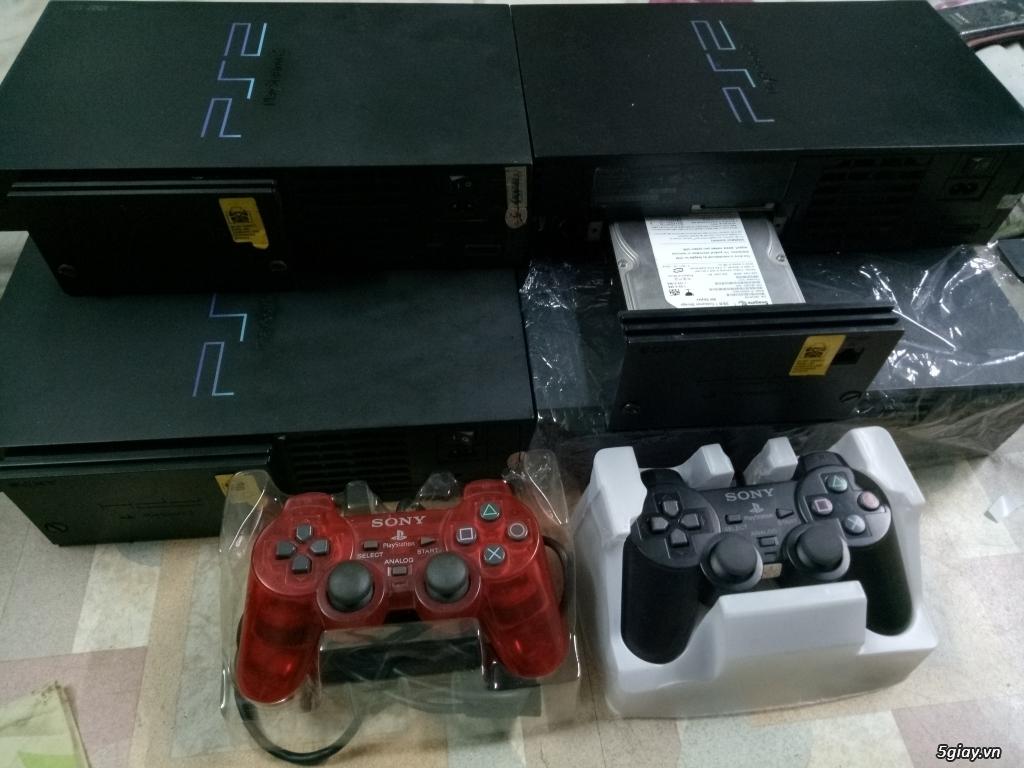 playstation-PS1- PS2- PS3 -PS4-psVITA-PSP-WII-NINTENDO-chuyên PS2 ổ cứng chép game bảo hành 1 đổi 1 - 3