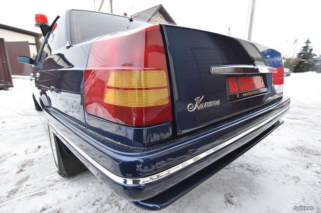"""""""Xe công vụ"""" Nga Moskvich Ivan Kalita đắt ngang Mercedes S-Class đời mới - 5"""