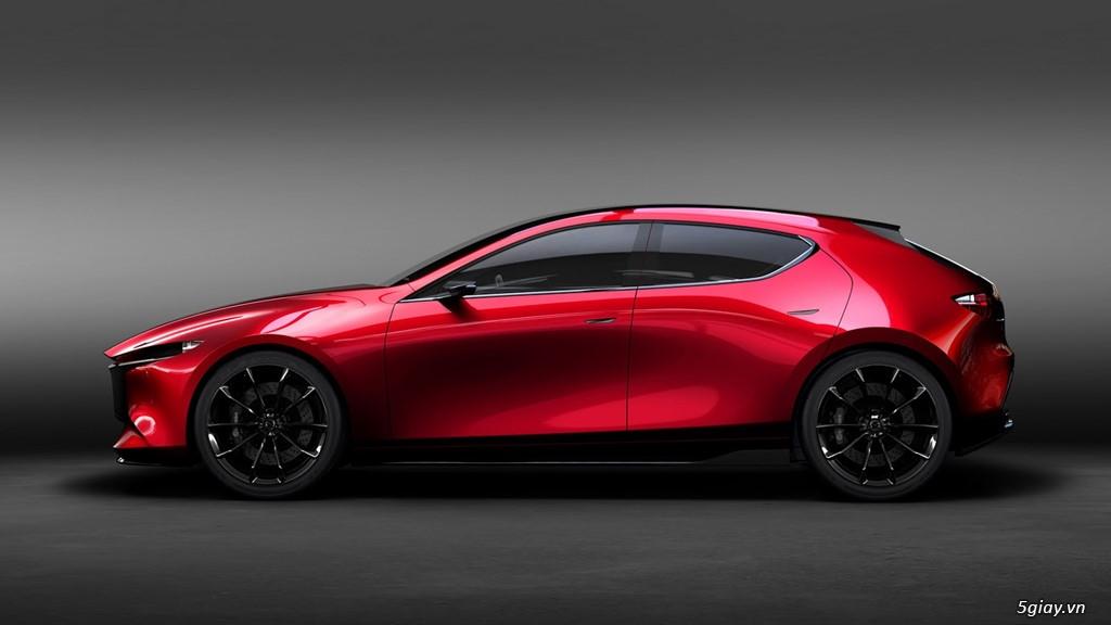 Mazda 3 thế hệ mới ra mắt tháng 11 - 3
