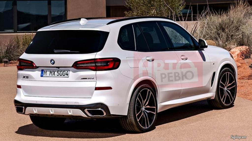 Lộ thiết kế tuyệt đẹp của BMW X5 thế hệ mới - 1