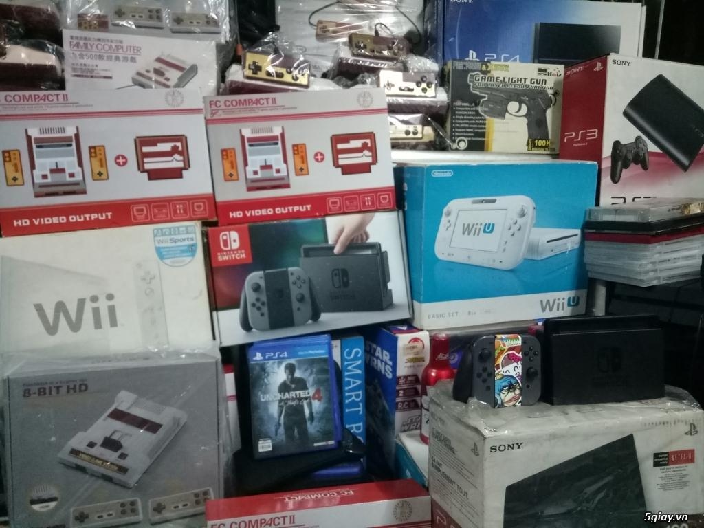 playstation-PS1- PS2- PS3 -PS4-psVITA-PSP-WII-NINTENDO-chuyên PS2 ổ cứng chép game bảo hành 1 đổi 1 - 8