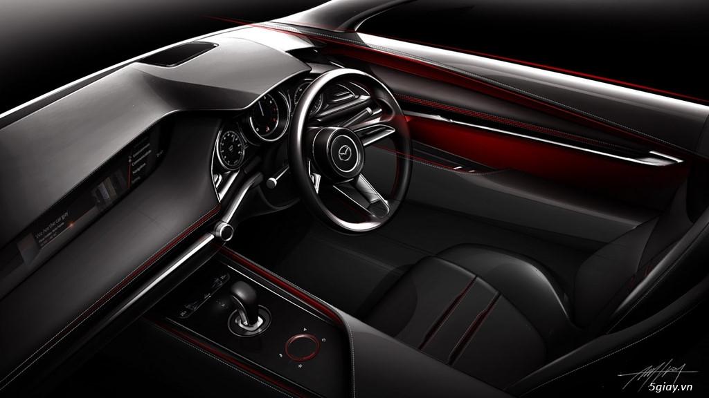 Mazda 3 thế hệ mới ra mắt tháng 11 - 2