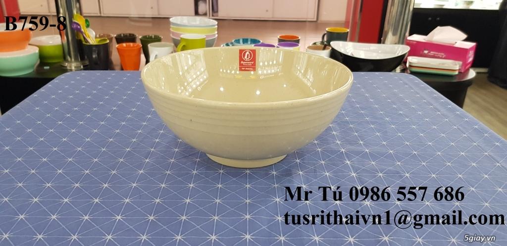 Tô chén dĩa nhựa  Superware Thái lan .Đồ dùng bếp cho nhà hàng kháchạn - 17